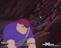 M.A.S.K. cartoon - Screenshot - Quest Of The Canyon 505