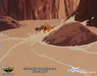 M.A.S.K. cartoon - Screenshot - Quest Of The Canyon 627