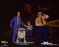 M.A.S.K. cartoon - Screenshot - Quest Of The Canyon 042