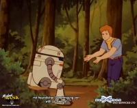 M.A.S.K. cartoon - Screenshot - Quest Of The Canyon 018