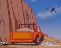 M.A.S.K. cartoon - Screenshot - Quest Of The Canyon 602