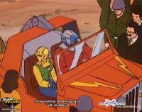 M.A.S.K. cartoon - Screenshot - Video VENOM 725