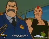 M.A.S.K. cartoon - Screenshot - Dragonfire 501