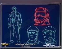 M.A.S.K. cartoon - Screenshot - Video VENOM 200