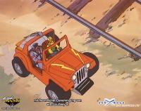 M.A.S.K. cartoon - Screenshot - Video VENOM 614
