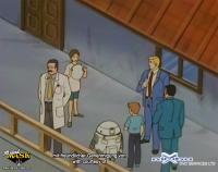 M.A.S.K. cartoon - Screenshot - Dragonfire 046