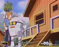 M.A.S.K. cartoon - Screenshot - Dinosaur Boy 406