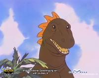 M.A.S.K. cartoon - Screenshot - Dinosaur Boy 052
