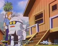 M.A.S.K. cartoon - Screenshot - Dinosaur Boy 407
