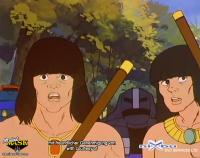 M.A.S.K. cartoon - Screenshot - Dinosaur Boy 029