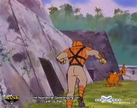 M.A.S.K. cartoon - Screenshot - Dinosaur Boy 434