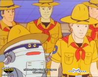 M.A.S.K. cartoon - Screenshot - Patchwork Puzzle 035
