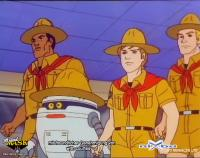 M.A.S.K. cartoon - Screenshot - Patchwork Puzzle 073