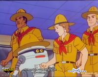 M.A.S.K. cartoon - Screenshot - Patchwork Puzzle 074