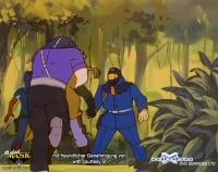 M.A.S.K. cartoon - Screenshot - Dinosaur Boy 106