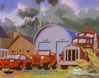 M.A.S.K. cartoon - Screenshot - Dinosaur Boy 215