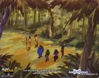 M.A.S.K. cartoon - Screenshot - Dinosaur Boy 022