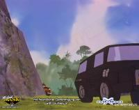 M.A.S.K. cartoon - Screenshot - Dinosaur Boy 655