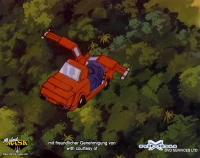 M.A.S.K. cartoon - Screenshot - Dinosaur Boy 666