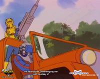M.A.S.K. cartoon - Screenshot - Dinosaur Boy 518