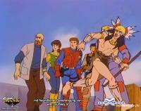 M.A.S.K. cartoon - Screenshot - Dinosaur Boy 265