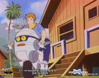 M.A.S.K. cartoon - Screenshot - Dinosaur Boy 409