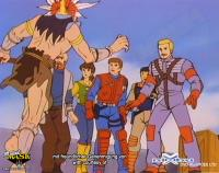 M.A.S.K. cartoon - Screenshot - Dinosaur Boy 254