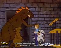 M.A.S.K. cartoon - Screenshot - Dinosaur Boy 625