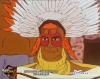 M.A.S.K. cartoon - Screenshot - Plunder Of Glowworm Grotto 007