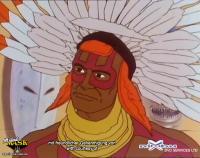 M.A.S.K. cartoon - Screenshot - Plunder Of Glowworm Grotto 312