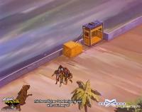 M.A.S.K. cartoon - Screenshot - Dinosaur Boy 288