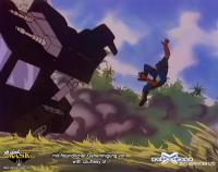 M.A.S.K. cartoon - Screenshot - Dinosaur Boy 552