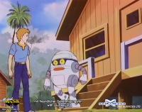 M.A.S.K. cartoon - Screenshot - Dinosaur Boy 405