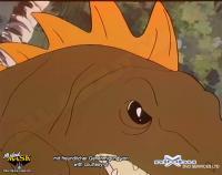 M.A.S.K. cartoon - Screenshot - Dinosaur Boy 090