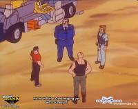 M.A.S.K. cartoon - Screenshot - Stone Trees 525