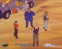 M.A.S.K. cartoon - Screenshot - Stone Trees 526
