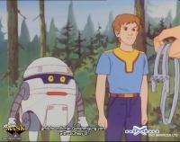 M.A.S.K. cartoon - Screenshot - Stone Trees 100