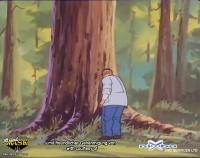 M.A.S.K. cartoon - Screenshot - Stone Trees 010