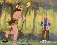 M.A.S.K. cartoon - Screenshot - Dinosaur Boy 135