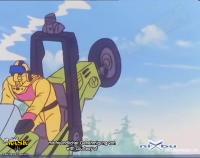 M.A.S.K. cartoon - Screenshot - Stone Trees 681