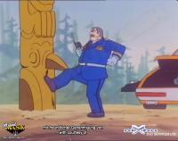 M.A.S.K. cartoon - Screenshot - Stone Trees 617