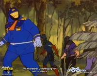 M.A.S.K. cartoon - Screenshot - Dinosaur Boy 045
