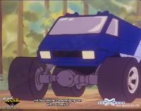 M.A.S.K. cartoon - Screenshot - Stone Trees 418
