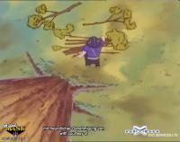 M.A.S.K. cartoon - Screenshot - Stone Trees 580