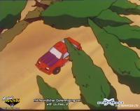 M.A.S.K. cartoon - Screenshot - Stone Trees 180