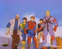 M.A.S.K. cartoon - Screenshot - Dinosaur Boy 253