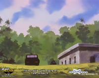 M.A.S.K. cartoon - Screenshot - Dinosaur Boy 658