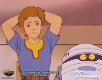 M.A.S.K. cartoon - Screenshot - Dinosaur Boy 243