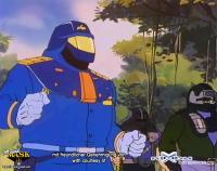 M.A.S.K. cartoon - Screenshot - Dinosaur Boy 048