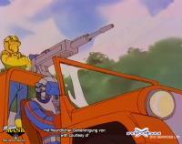 M.A.S.K. cartoon - Screenshot - Dinosaur Boy 519